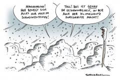 karikatur-schwarwel-klimaschutz-schneckentempo-fortschritt