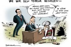 karikatur-schwarwel-terror-bin laden-terror-terroreinheit