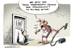 karikatur-schwarwel-terrorwarnung-mutter-kind-