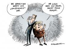 karikatur-schwarwel-opposition-untaetigkeit-merkel-politik