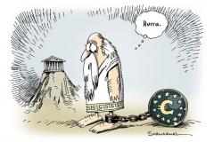 schwarwel-karikatur-griechenland-krise-euro-europaeische union