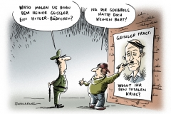 schwarwel-karikatur-bart-hitler-goebbels-geissler
