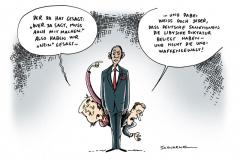 schwarwel-karikatur-libyen-obama-merkel-uno-waffengewalt