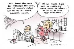 schwarwel-karikatur-nobelpreis-eurokrise-merkel