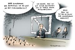 schwarwel-karikatur-ackermann-boerse-crash-finanzmarkt-