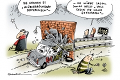 schwarwel-karikatur-koalition-crash-rot-gruen