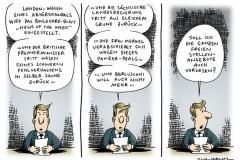 schwarwel-karikatur-boulevardblatt-nachrichten-ruecktritt-abhoerskandal