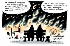 schwarwel-karikatur-krawall-london-krawalle-dax