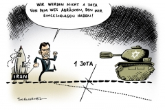 schwarwel-karikatur-jota-iran-panzer-krieg