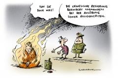schwarwel-karikatur-moench-religion-selbstmord-china