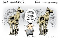 schwarwel-karikatur-staatstrojaner-computer-streit-fdp-csu