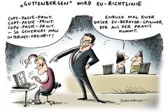 schwarwel-karikatur-eu-richtlinie-praxis-guttenberg