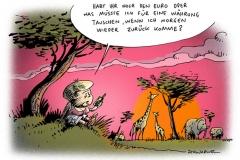 schwarwel-karikatur-merkel-euro-eurozone-waehrung-krise