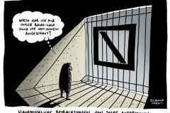 schwarwel-karikatur-db-ackermann-manager-deutsche bank