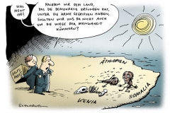 schwarwel-karikatur-kenia-somalia-aethopien-armut-reichtum