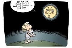 schwarwel-karikatur-sterntaler-merkel-krisenmanagerin-euro
