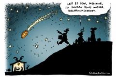 schwarwel-karikatur-weltraum-schrot-melchior-all