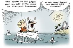 schwarwel-karikatur-klima-durban-klimaschutz-klimakonferenz-gipfeltreffen