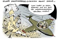 schwarwel-karikatur-oslo-massenmoerder-gutachter-breivik
