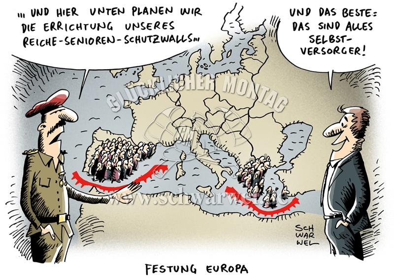Festung Europa Film