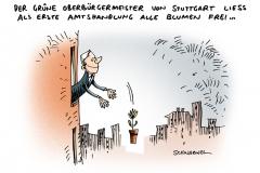 schwarwel-karikatur-gruen-oberbuergermeister-stuttgart