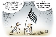 schwarwel-karikatur-gold-goldreserven-krisenbewaeltigung-deutschland