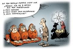 schwarwel-karikatur-morgenland-papyrus-
