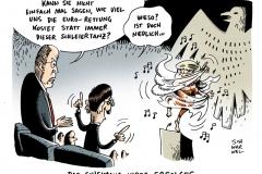 schwarwel-karikatur-schleiertanz-euro-merkel