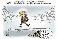 schwarwel-karikatur-cdu-kirche-merkel