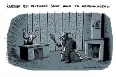 schwarwel-karikatur-bank-razzia-weihnachten