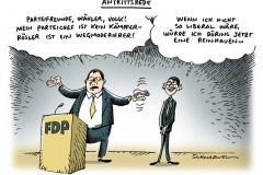 schwarwel-karikatur-fdp-antrittsrede-roesler