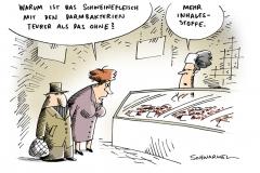 schwarwel-karikatur-bakterien-schweinefleisch-ernaehrung
