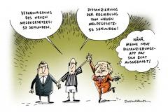 schwarwel-karikatur-meldegesetz-merkel-regierung