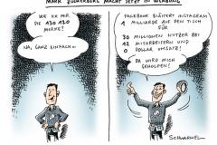 schwarwel-karikatur-facebook-zuckerberg-instagram-milliarden