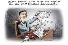 schwarwel-karikatur-assad-un-syrien-friedensplan
