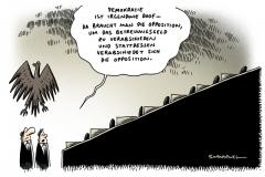 schwarwel-karikatur-demokratie-betreuungsgeld-opposition