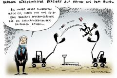 schwarwel-karikatur-berlin-flughafen-interimsloesung