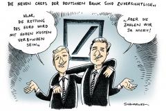 schwarwel-karikatur- bank-reformbemuehungen-kostensenkung