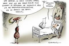 schwarwel-karikatur-jagd-world-wildlife-koenig-elefantenjagd