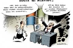 schwarwel-karikatur-microsoft-rechner-kartell-verfahren