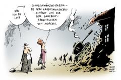 schwarwel-karikatur-arbeit-arbeitsministerin-schulschwaenzer-arbeitslose