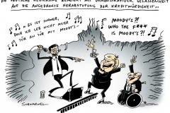 schwarwel-karikatur-kredite-kreditwürdigkeit-regierung