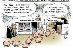 karikatur-schwarwel-subventionen-schweine-tiere