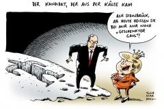 schwarwel-karikatur-gaul-merkel-steinbrueck