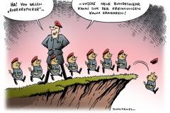 schwarwel-karikatur-bund-bundeswehr-freiwillige