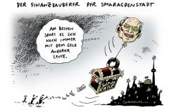 schwarwel-karikatur-sparplaene-schaeuble-finanzen