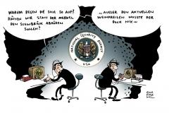 schwarwl-karikatur-nsa-abhoerskandal-merkel-steinbrueck