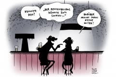schwarwel-karikatur-rente-rentenbeitrag-senkung