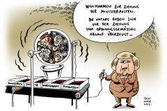 schwarwel-karikatur-merkel-minuster-auslosung