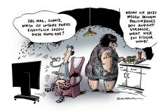 schwarwl-karikatur-homoehe-streit-koalition